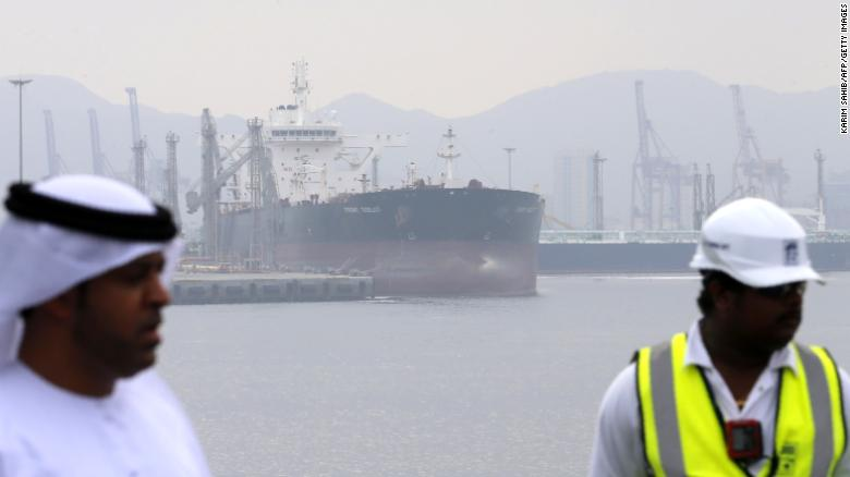 UAE reports acts of 'sabotage' against commercial ships
