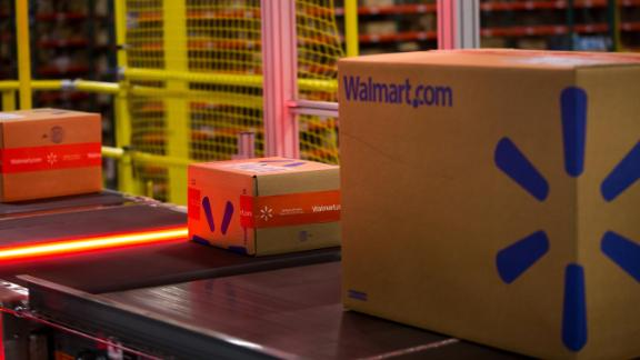 Walmart plans to reach 75% of the United States with free next-day delivery on orders above $35 this year.