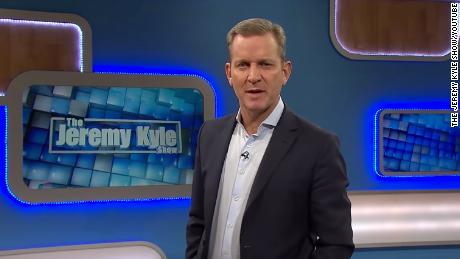 The British Jeremy Kyle Show is from the air after the death of a guest