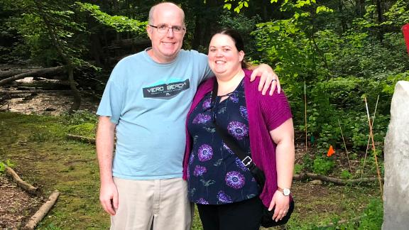 Beth Dow and her husband moved from Denver to Bennington, Vermont.