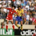 Lihong Zhao China 1999 Women's World Cup