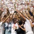 usa celebrate 1999 Women's World Cup