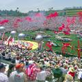 Women's World Cup 1999 closing ceremony