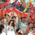 Korean fans 1999 Women's World Cup