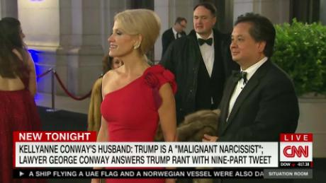 c2c389e7e4 George Conway: Trump twitter attack - CNN Video