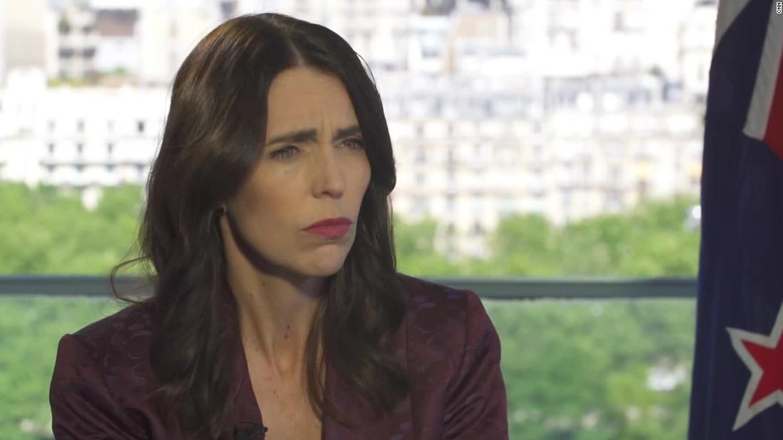 New Zealand's Jacinda Ardern 'does not understand' why US has failed to toughen gun laws