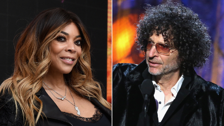 "Wendy Williams and Howard Stern had a falling out after she said he had ""gone Hollywood."""