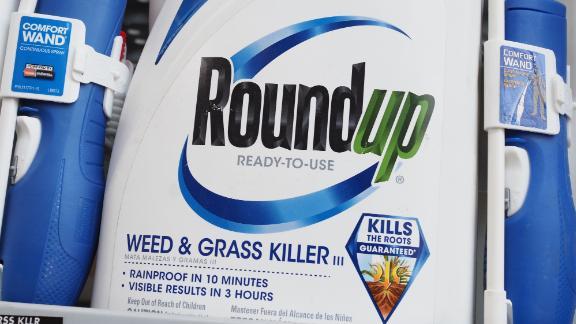 Bottles of Monsanto