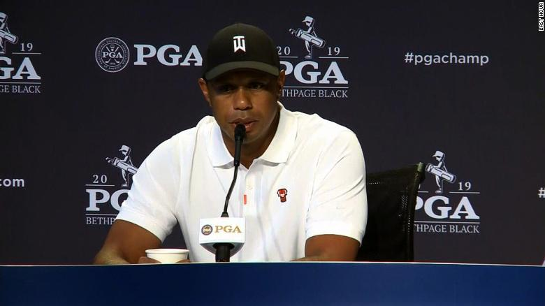 70f56ae6 Tiger Woods offers his condolences to family suing him in wrongful ...