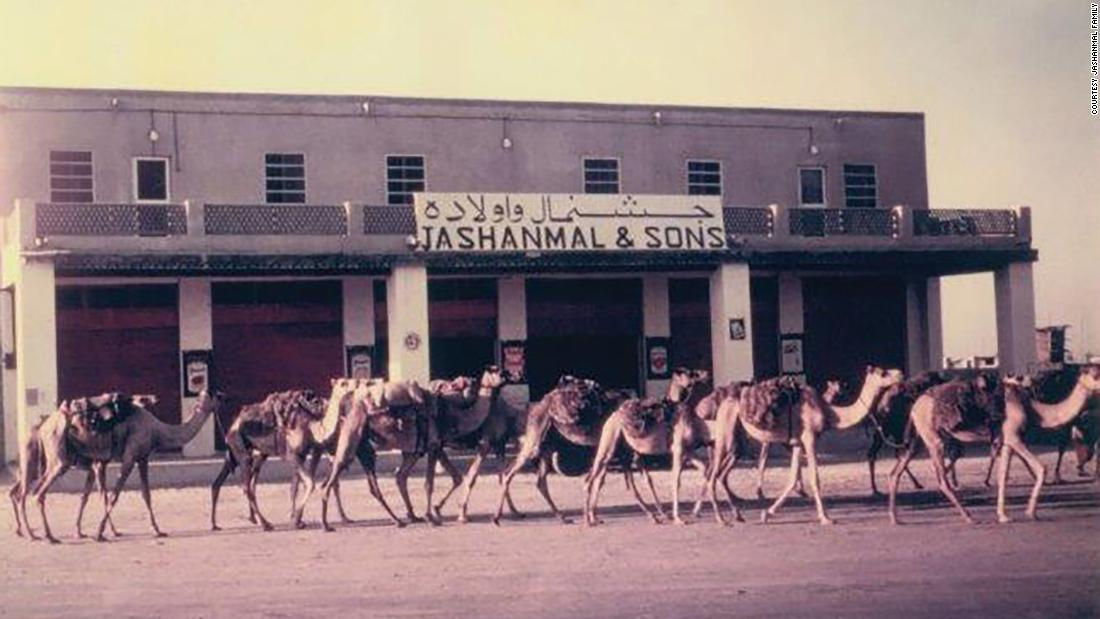 Shafali Jashanmal and the secret to 100 years of trading success in the Gulf