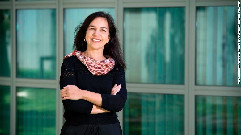Australian politician Lisa Singh