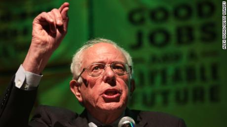Bernie Sanders calls for ban on for-profit charter schools