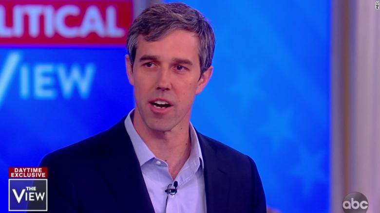 Beto O'Rourke: Vanity Fair cover was a mistake