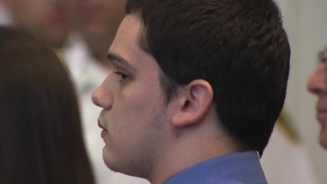 Massachusetts teen sentenced to life in prison in classmate's beheading