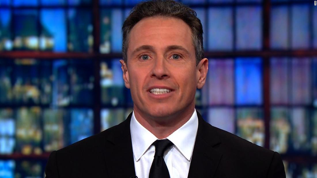 Chris Cuomo gives lone GOP senator credit for this