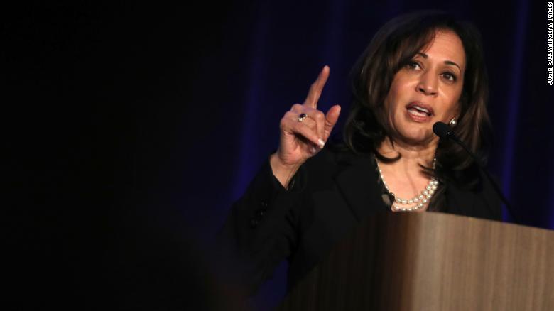 Kamala Harris Is Endorsed By Rep Alcee Hastings Cnnpolitics