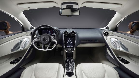 The seats are also designed to be more comfortable for long trips, while still providing good support in fast turns.