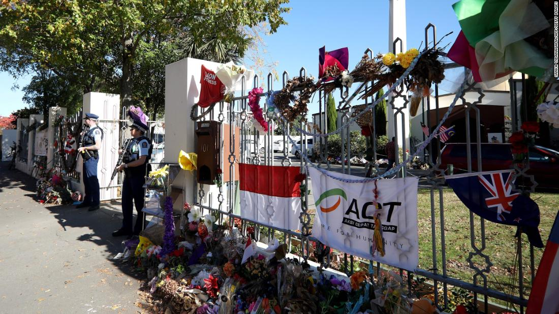 Trump administration declines to join Christchurch Call to Action