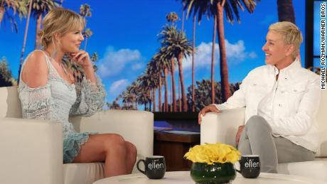 Taylor Swift tells Ellen her biggest teenage rebellion involved ex Joe  Jonas - CNN