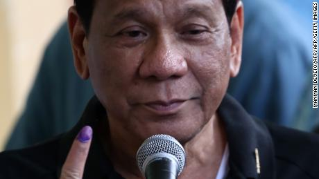 Philippines election: Duterte's children elected as