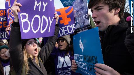 These states are strengthening abortion laws even as others dismantle them