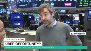 Analyst: Uber is at beginning of its growth in US