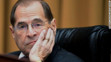 The Department of Justice is negotiating with House Democrats on evidence from Mueller reports, Nadler says.