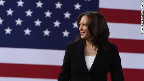 Democratic presidential candidate U.S. Sen. Kamala Harris (D-CA) arrives at the National Forum on Wages and Working People: Creating an Economy That Works for All at Enclave on April 27, 2019 in Las Vegas, Nevada. (Ethan Miller/Getty Images)