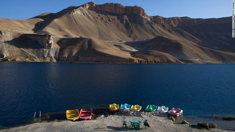 How Band-e-Amir National Park became Afghanistan's oasis of peace