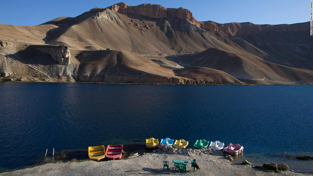 Band-e-Amir National Park: An oasis in Afghanistan