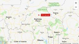 Four killed in ambush on Catholic parade in Burkina Faso