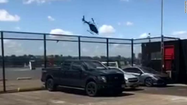 Image result for Pilot survives terrifying helicopter crash into Hudson River