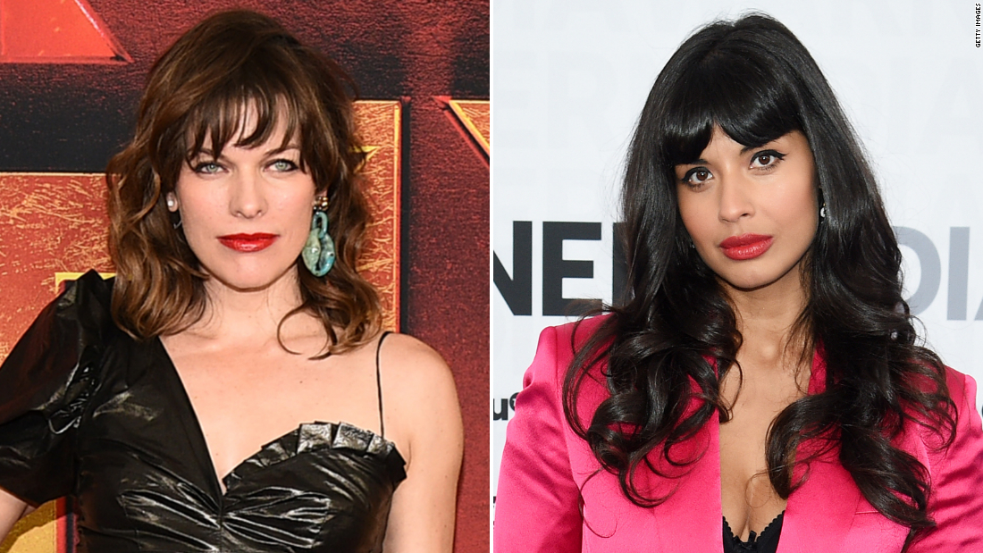 Milla Jovovich, Jameela Jamil share abortion stories to decry Georgia law