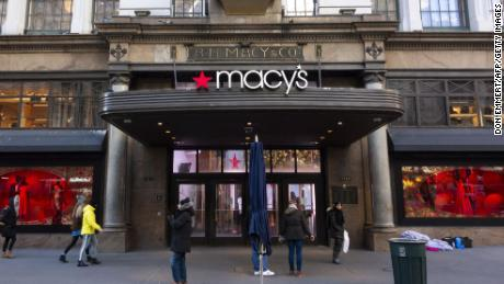 Macy's Inc. says it will stop selling fur products at all of its stores by the end of fiscal year 2020.