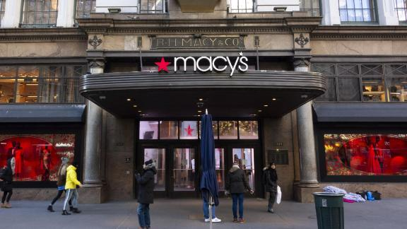 Macy's Inc. says it will stop selling fur products at all of its stores by February 2021.