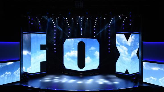Fox sold itself as a new company at its upfront presentation (Frank Micelotta/PictureGroup/FOX).
