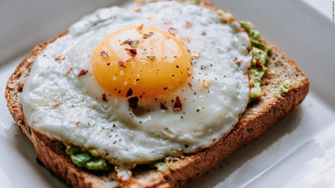 <strong>Australia:</strong> Breakfast in this part of the world varies, but a mainstay is avocado toast topped with an egg.