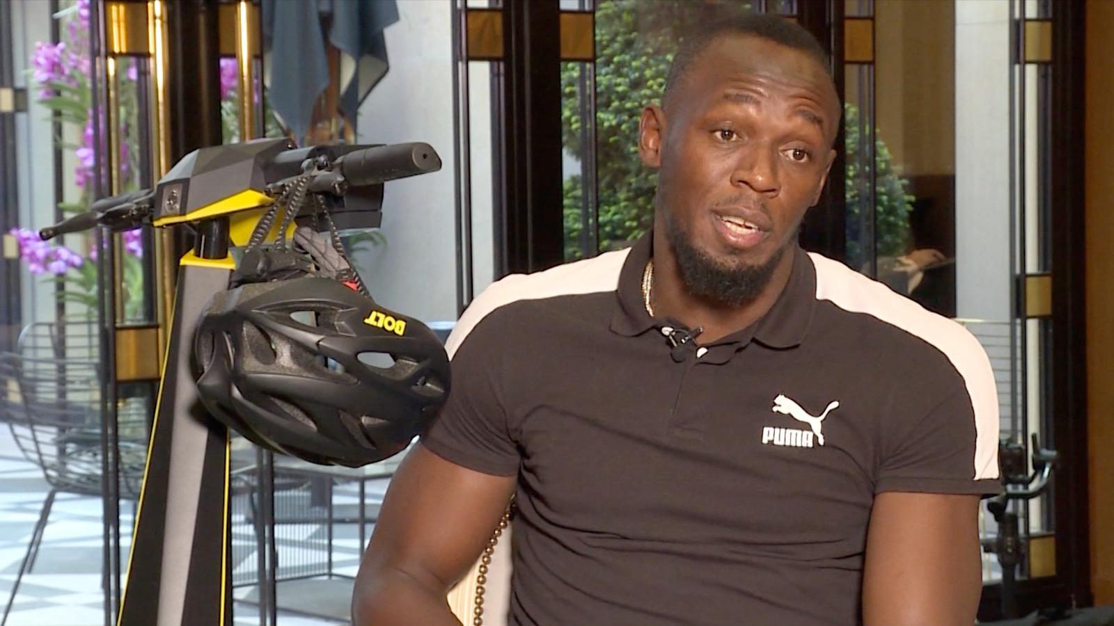 Usain Bolt From Olympic Sprinter To Business Co Founder Cnn