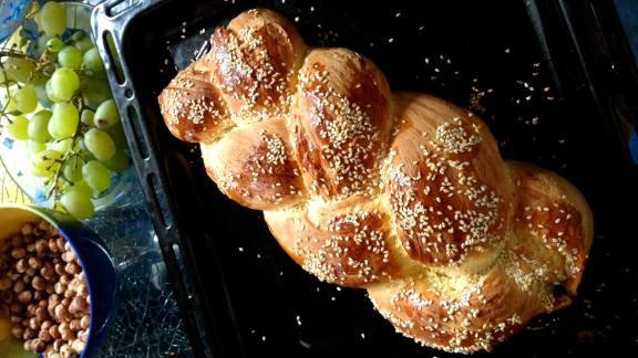 Switzerland: Zopf, a braided egg bread similar to challah or brioche, is the centerpiece of Swiss brunch.