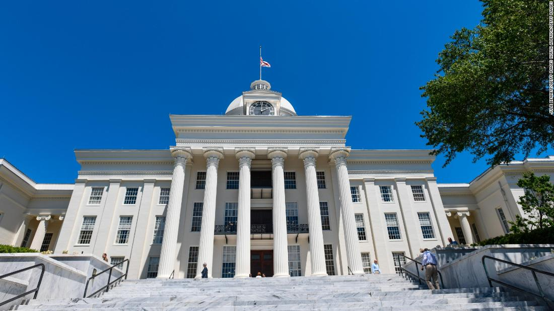 Alabama governor signs chemical castration bill into law