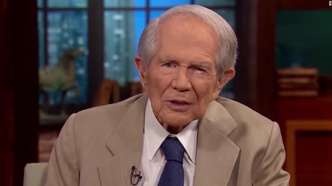 Pat Robertson, Head of Christian Broadcasting Network, Rebukes Trump