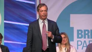 The return of Brexit's Nigel Farage