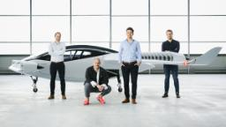 Startup builds flying taxis you can order on an app