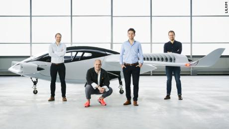 Lilium aims to have flying taxi networks in major global cities by 2025.