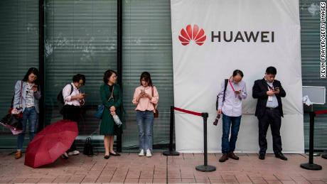 Google may just have killed Huawei's bid to become the world's top smartphone brand