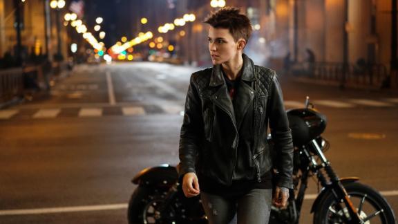 Ruby Rose in 'Batwoman.'