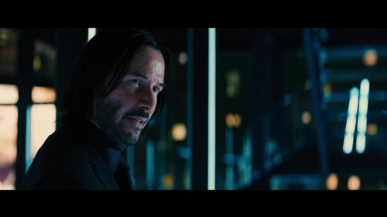Keanu Reeves in 'John Wick: Chapter 3'