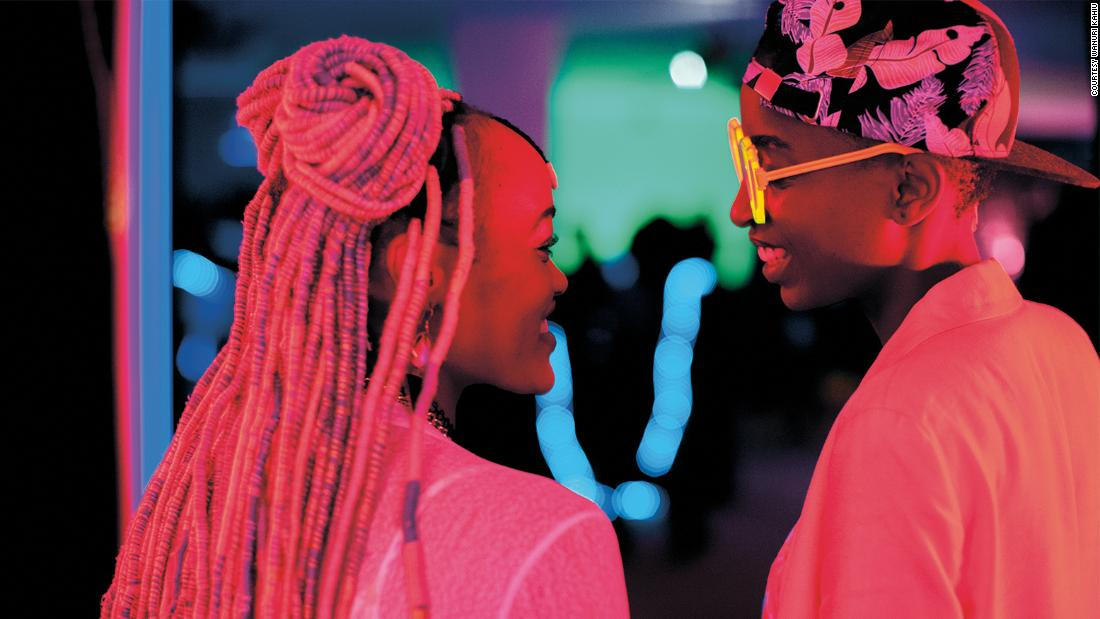 Why director's romance film was banned in Kenya