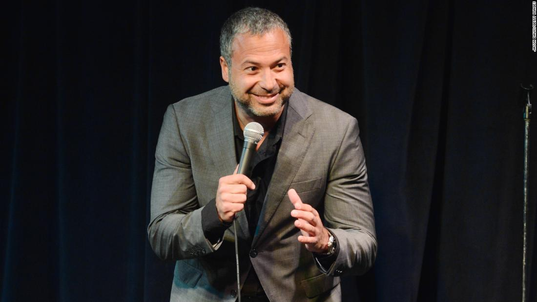 A man called 911 after a comedian made 'Middle Eastern' jokes at a comedy club