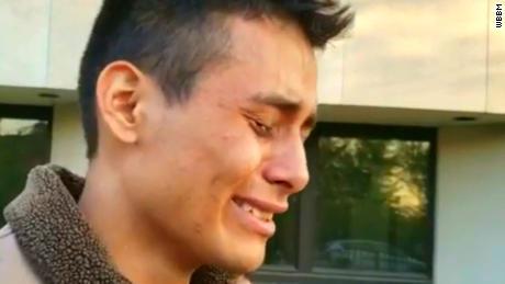 Marlen Ochoa Lopezs Husband Gets Emotional Over Her Death Cnn Video